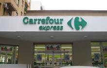 SUPERMERCATO – CARREFOUR  EXPRESS
