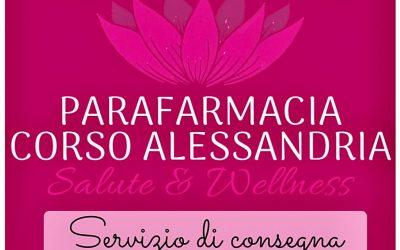PARAFARMACIA CORSO ALESSANDRIA